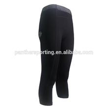 Wholesale nylon lycra yoga pants gym clothes for yoga