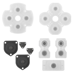 For PS4 Dualshock 4 Replacement Controller D-Pad Rubber