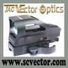 Vector Optics Ratchet 1x23x34 Light Compact Tactical Quick Release Red Green Dot Sight Scope