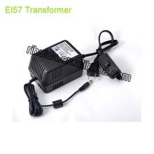 US plug EI57 24V 1A pure copper power transformer