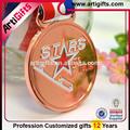 cobre chapeado processado finamente metal medalha de honra jogo tablet