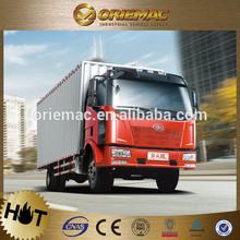 FAW J6L 4X2 8 ton van