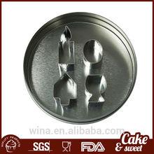 Wholesale metal mini cookie cutter