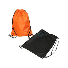 190T polyester /Non Woven Promotion Sport Drawsting Bag