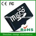 professionelle geschenkartikel 4gb micro sd speicherkarte