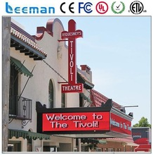 commercial advertising outdoor led display smart pad android 4 tablet pc Leeman P10 led module