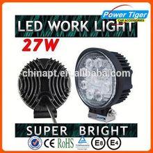 high power offroad led light trailer hitch lighting
