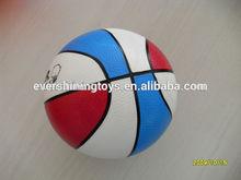 PVC inflatable basketball beach ball