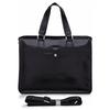 7181A Shoulder Bag Mens Leather Messenger Bag Business Briefcase