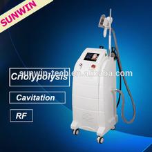 Sunwin SW-301F fat burn infrared massager / body shape roller / vacuum roller beauty equipment