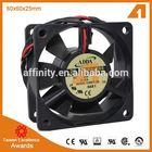 12v dc electric fan motor / dc axial fan motor / 12v dc brushed motors