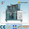TOP stainless steel vacuum gear lube oil purifier machine,vacuum degasifier