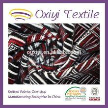 polyster ef velboa/velvet/KS fabric with spandex fabric