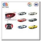 1:43 model car wholesale rc alloy car, universal rc car remote control