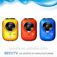 30M Waterproof Full HD1080p Mini Wifi Sports Camera