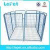 portable galvanized wholesale dog cages