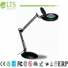 LTS Painting magnifier lamp;5000K LED 6 Watts;metal 1.75times magnification lens