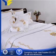 plain dyed 2014 blue lucky bedding set