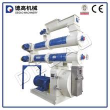 Hot sales CE SZLH350 pigs feed pellet making machine