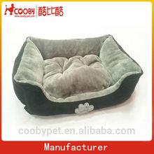 Super Soft Luxury Suede Dog/Puppy/Cat/Pet Bed Cushion Fur/Fleece S/M/L /XL Washable