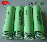 CGR18650CG 3.6V 2500mAh high capacity battery