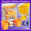 Comercial de laranja máquina de descascar/elétrica espremedor de laranja