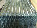 ci bobina usado zinco galvanizado chapa ondulada