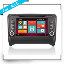 for vw beetle touch screen car radio For Audi TT (2006-2013)