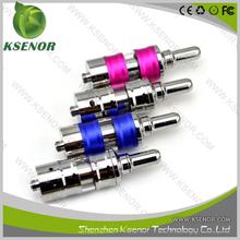 Rebuildable atomizer rocket v2 dual coil vaporizer pen