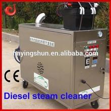 CE 10 bar battery/electrci driven mobile vapor diesel steam pressure