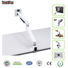 gooseneck arm holder folding table bracket clamp lcd monitor stand