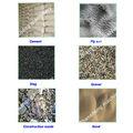 خط آلات صنع الطوب ملموسة لاتخاذ إجراءات ملموسة، الاسمنت، الحصى، مادة الرمل