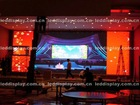 Energy saving full color HD LED video display screen new innovative led video xxx china