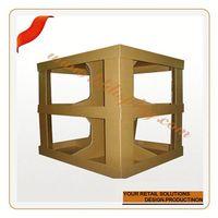 Customize folding cosmetics paper box designs coat rack italian furniture