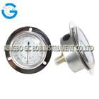 High quality stainless steel brass internal refrigerant manifold gauge set