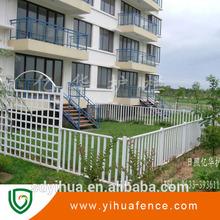 high quality decorative fence pvc privacy lattice