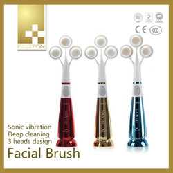 2014 Hot New Products High Quality facial exfoliating brush Beauty Device