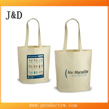 Promotional Lady Canvas Bag wholesale recycled cotton shopping bag
