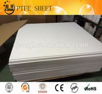 100% Virgin PTFE Board/PTFE Molded Sheet