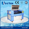 hot sale !!!! Jinan Acctek 80w small laser imprinting machines