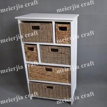 straw basket drawer bedroom furniture