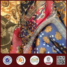 Feimei Knitting Digital Print Silk Fabric