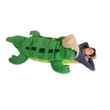 Wholesale Cool Soft Sleep Bag/Plush Sleep Bag/Crocodile Sleeping Bag