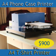 [K-PRINT] 6 Years Experience-Best Supplier Best Quality Best Service-T-Shirt Solution-Multifunction Mobile Phone Case Printer Fl