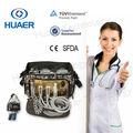 Detal enquipment de equipaje portátil unidad dental/dental de suministro de alta calidad portátil unidad dental