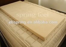 Good Quality Viscose Elastic 4cm Foam Mattress Topper