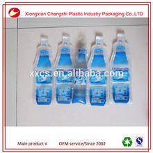 Hot! Factory food grade pure water plastic packaging bag