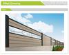 Waterproof Portable Garden Fence/ WPC Fence /Fencing/Fance Garden