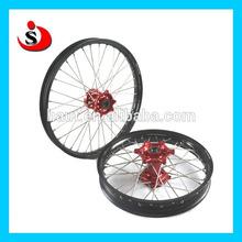 CR CRF 250&450 Motocross MT Motorcycle Spoke Wheels