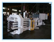 automatic hydraulic scrap iron baler